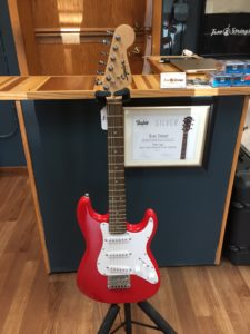 Squier Mini Red