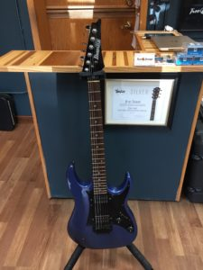 Ibanez Gio Metallic Blue